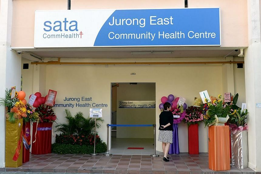 Yuhua and Jurong residents will be able to enjoy better healthcare services with the new Jurong East Community Health Centre (JECHC), the first community health centre in the area for auxiliary services which are currently not available at GP clinics