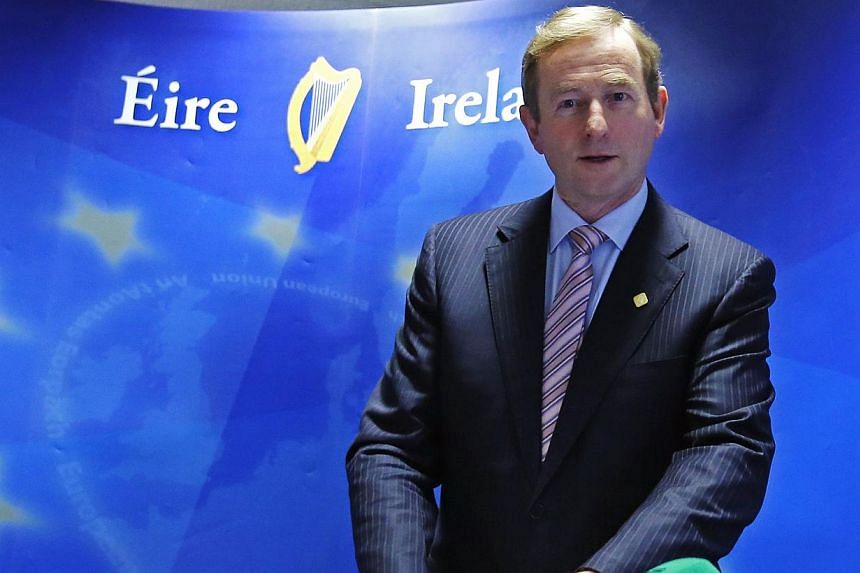 Ireland's exit from its European Union-International Monetary Fund bailout has restored national pride and set the stage for a swift recovery, Prime Minister Enda Kenny said on Sunday, Dec 15, 2013, as the country marked the end of three years of e