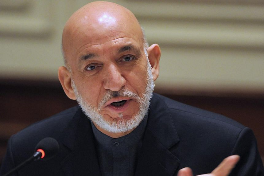 Afghan President Hamid Karzai (above) must sign a bilateral security deal on the future of American troops in the war-torn country as soon as possible, a senior US official insisted on Monday, Dec 16, 2013. -- FILE PHOTO: REUTERS