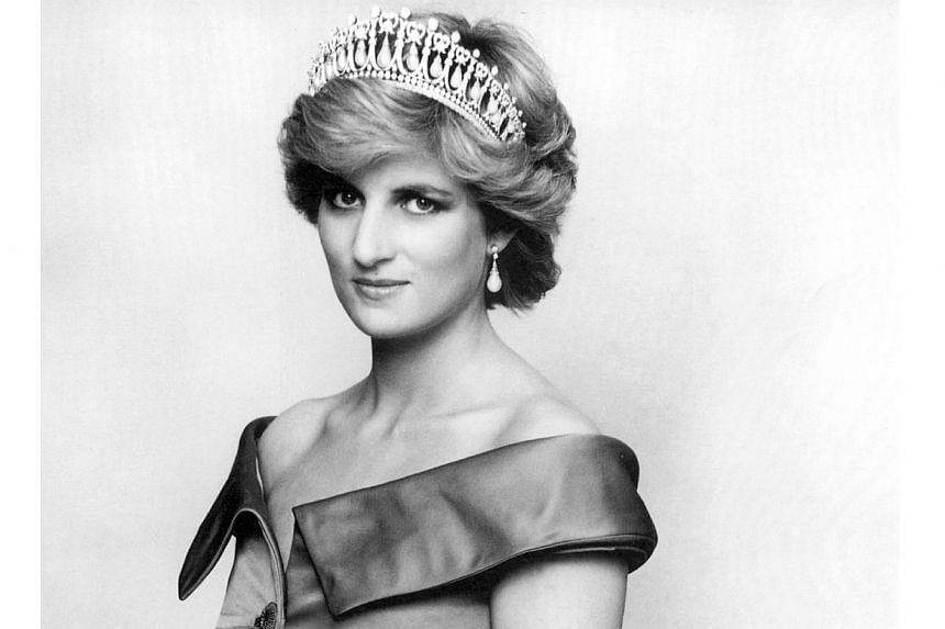 """British police on Monday, Dec 16, 2013, said they had finished examining new information about the 1997 death of Diana, princess of Wales, but media reported they had found """"no credible evidence"""" she was murdered.-- FILE PHOTO: HANDOUT"""