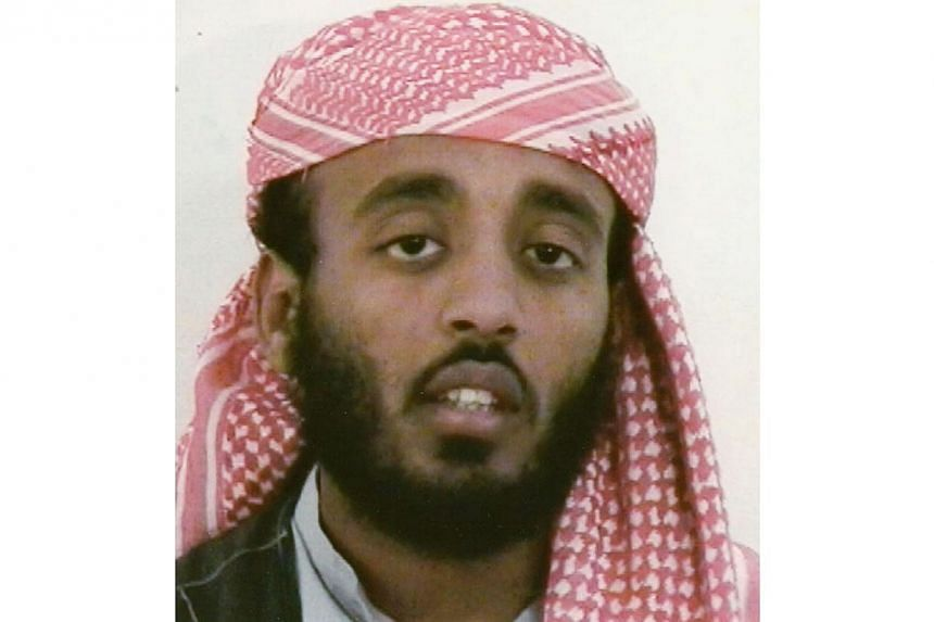 Ramzi Binalshibh, who is accused by U.S. authorities of wiring money to Sept. 11 hijackers and passing information to key al Qaeda operatives, is seen in a photo released Jan 17, 2002.An accused conspirator in the Sept 11, 2001, attacks on New