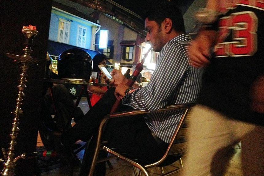 The fate of shisha cafes in Arab Street, Bali Lane and Haji Lane is now uncertain, with the earnings dip. HPB has been highlighting the ill effects of shisha smoking.