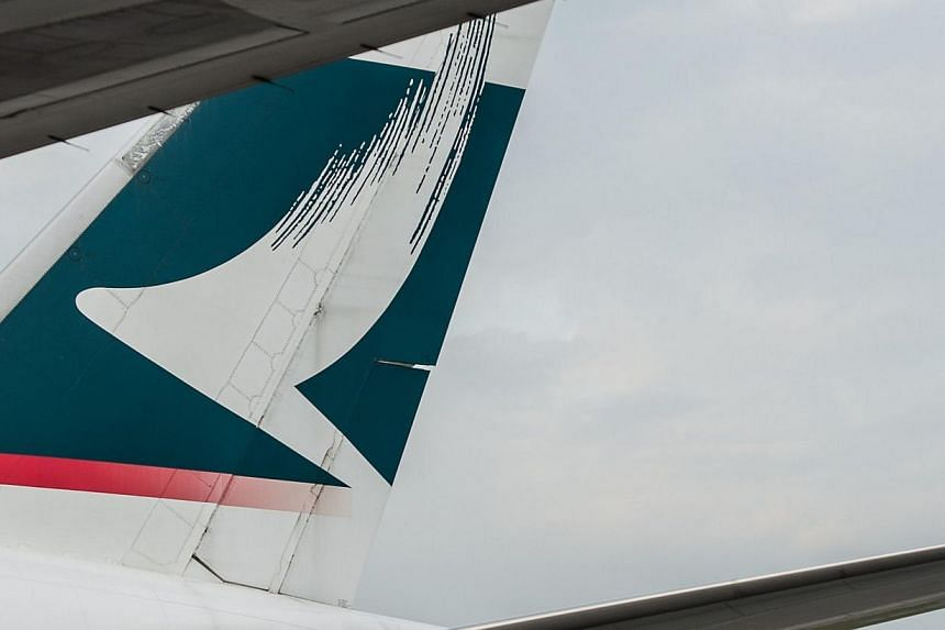 Hong Kong flag-carrier Cathay Pacific has ordered 21 long haul Boeing 777-9X planes at a list price of 7.48 billion USD, the firm announced on Dec 20, 2013, as part of its fleet modernisation program. -- FILE PHOTO: AFP