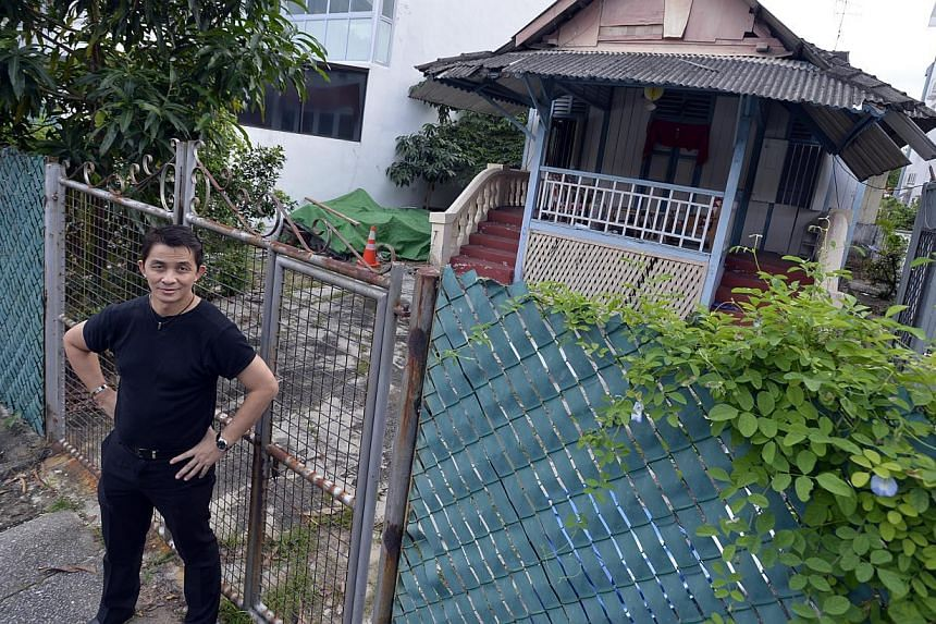Mr Perry Koh, 49, is among at least five descendants who came forward following a Sunday Times report on Dec 8. The house, bought by his great-greatgrandmother Wan Chin Neo, was recently sold for almost $4 million, and the estate's trustee is tryin