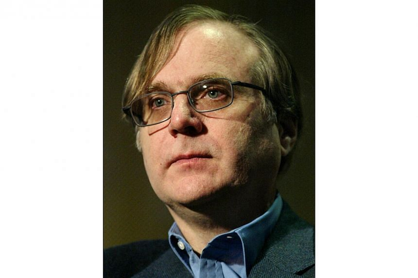 Paul Allen, Microsoft co-founder and the world's fourth richest man according to Forbes Magazine. Mr Allen has sold a private island in northwestern Washington state to undisclosed buyers for US$8 million (S$10 million), his real estate agent sa