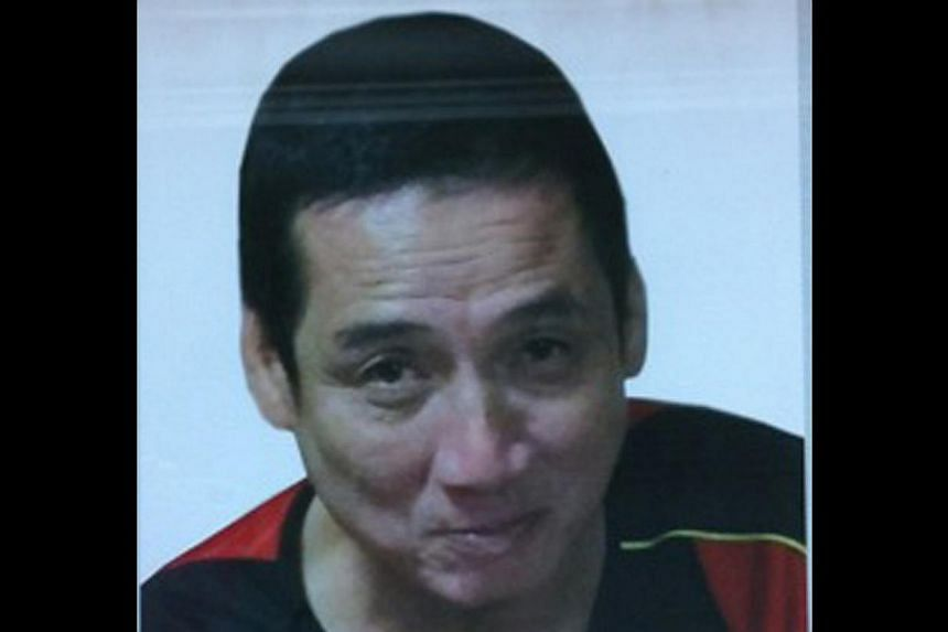 The appeal for eyewitnesses (above) to the Dec 17 incident leading to the death of 58-year-old Mr Quek Chin Chong.