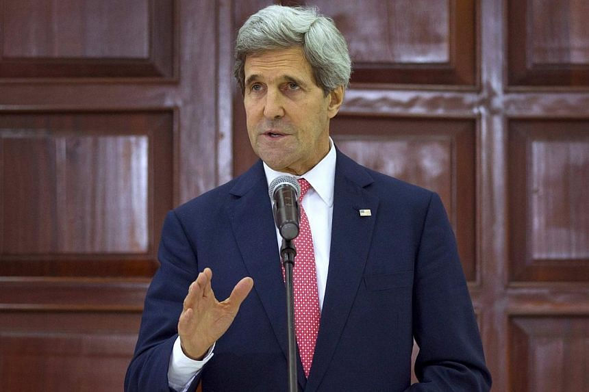 US Secretary of State John Kerry will return to the Middle East next week for talks with Palestinian and Israeli officials on the peace process, a Palestinian official said on Saturday, Dec 28, 2013. -- FILE PHOTO: REUTERS