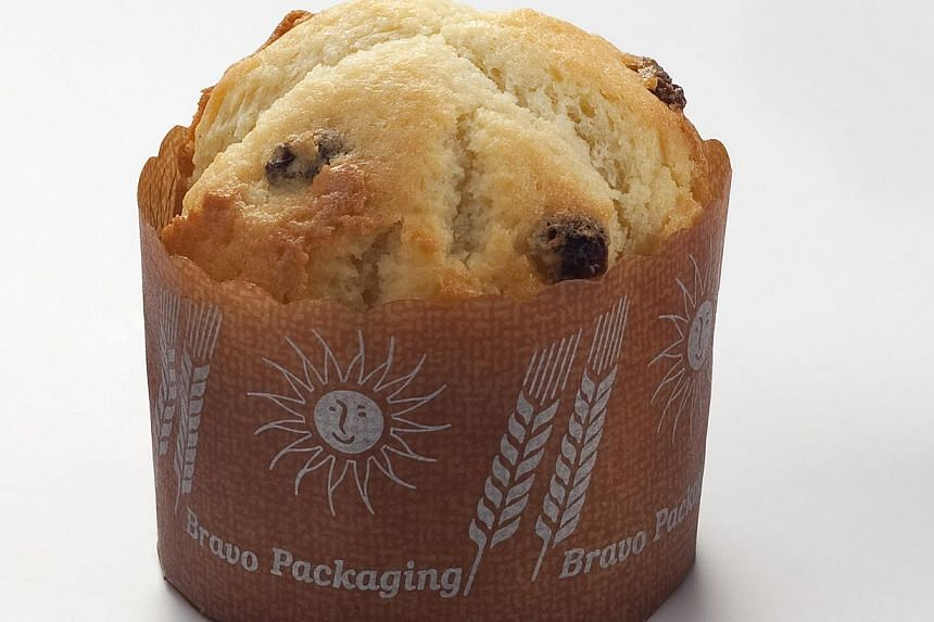 BreadTalk's raisin muffin in Hong Kong contained an elevated amount of aluminium, reported Apple Daily.