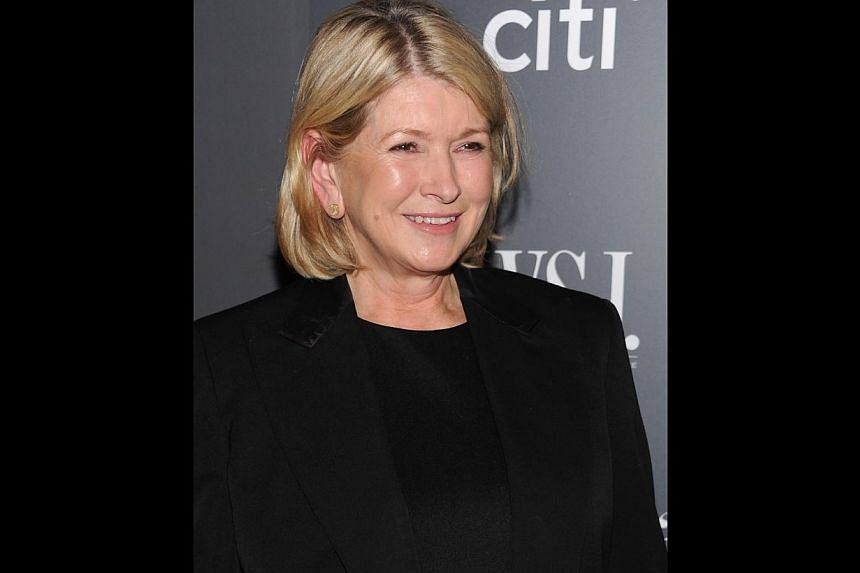 """Martha Stewart attends the WSJ. Magazine's """"Innovator Of The Year"""" Awards 2013 at The Museum of Modern Art, on Nov 6, 2013, in New York City. Martha Stewart Living Omnimedia has settled a legal dispute with retailer Macy's over exclusive rights to it"""