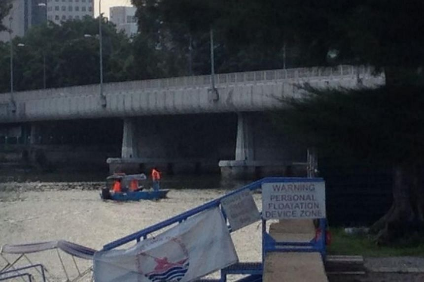 In a separate case on Thursday, the authorities were alerted at about 4pm to a body, believed to be that of a man in his 30s, found in the Kallang River. The body was retrieved from the waters near Kallang Watersports Centre with the help of a boat o