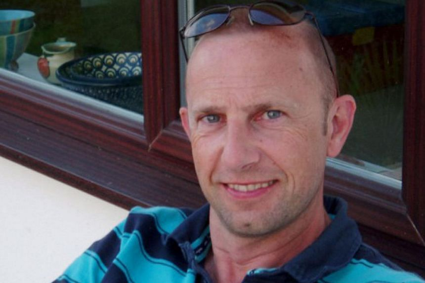 A British man shot dead in Libya was named by the Foreign Office on Saturday, Jan 4, 2014, as Mr Mark De Salis (above), an energy industry engineer who had worked in Tripoli for six years.-- PHOTO:AFP/FOREIGN AND COMMONWEALTH OFFICE