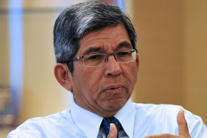 Minister for Communications and Information Yaacob Ibrahim will be leading a four-day study trip to Japan and South Korea on Monday. -- BH FILE PHOTO:TUNI SHARIFF