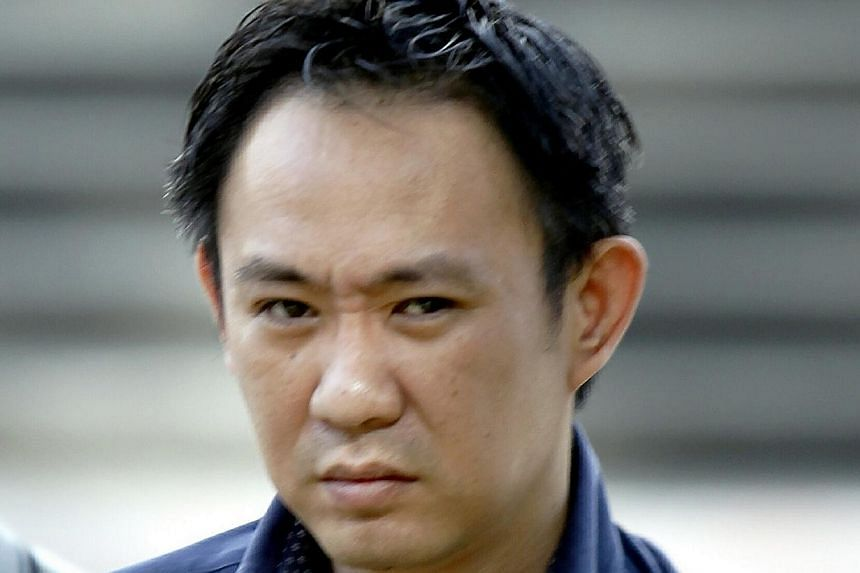 Former telco advertising directorKwek Chuan Shanadmitted to two charges of underage sex with a teen who allowed him to take sexually explicit photographs of her.-- ST FILE PHOTO:WONG KWAI CHOW