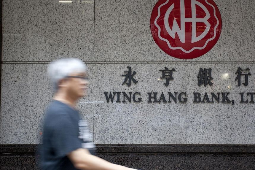 OCBC Bank has confirmed that it is bidding to buy Hong Kong-based Wing Hang Bank. -- FILE PHOTO: BLOOMBERG