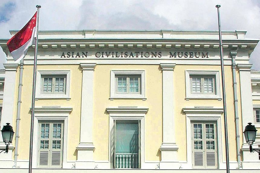 Legal action being taken by the Manhattan District Attorney against a New York gallery for selling stolen art, has raised the flag on another artefact purchased from it by Singapore's Asian Civilisations Museum (above). -- FILE PHOTO: NHB