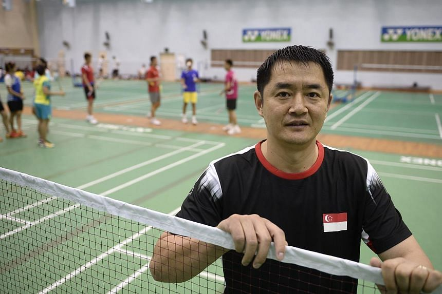 The Singapore Badminton Association on Wednesday, Jan 8, 2014, announced changes to its coaching set-up, with chief singles coach Luan Ching and chief doubles coach Yoo Yong Sung both replaced. Coach Liu Qingdong (pictured), who was formally in charg