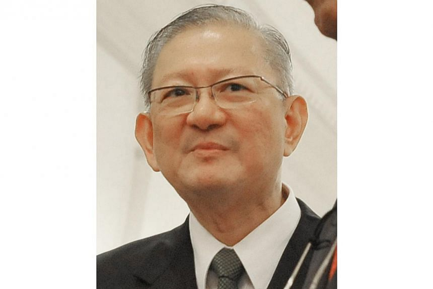 Former Ministry of Foreign Affairs protocol chief Lim Cheng Hoe, who is accused of falsifying expense claims, plans to plead guilty to charges. -- ST FILE PHOTO: ALPHONSUS CHERN