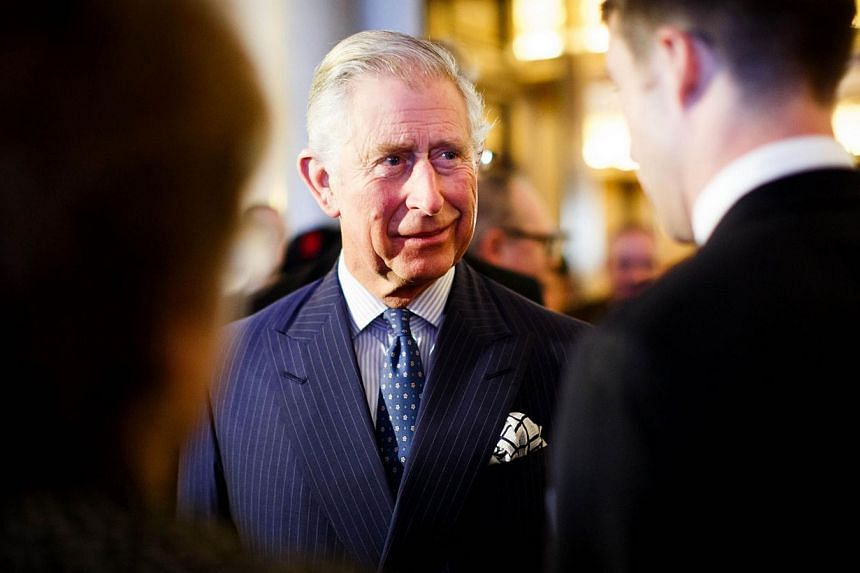 A helicopter carrying Britain's Prince Charles and his wife Camilla had to make an emergency landing after it began lurching to one side, investigators revealed on Thursday. -- FILE PHOTO: AFP/POOL