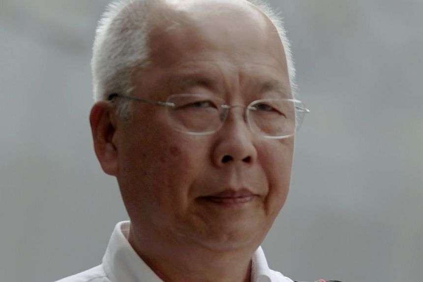 Anthony Tan Kim Hock, who is out on bail, was found guilty last year of embezzling $67,700. -- ST FILE PHOTO