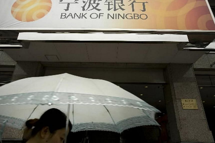 Oversea-Chinese Banking Corporation (OCBC) is injecting $383 million into China's Bank of Ningbo through a private placement. -- PHOTO: BLOOMBERG