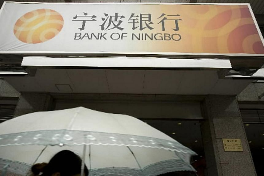 OCBC Bank has agreed to take up 207,545,680 new shares in China's Bank of Ningbo. -- FILE PHOTO: BLOOMBERG