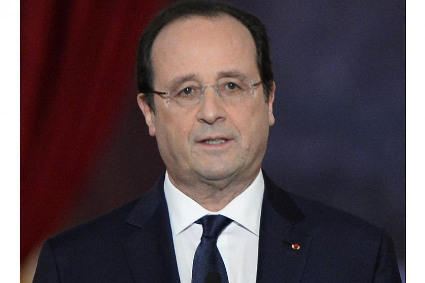 """Britain's newspapers were on Wednesday left mystified by their French counterparts' reluctance to quiz President Francois Hollande during his press conference on Jan 14, 2014, over claims of an affair, concluding """"they do things differently"""" across t"""