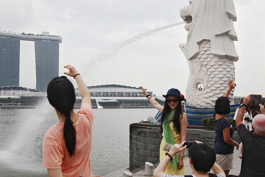 Singapore recorded 3.9 million international visitor arrivals in the second quarter of 2013, representing a 10 per cent year-on-year growth, said the Singapore Tourism Board (STB) on Wednesday, Jan 15, 2014, in its latest tourism sector performance r