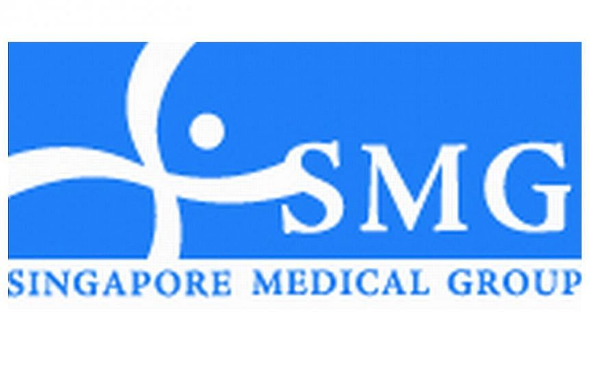 Catalist-listed Singapore Medical Group said that it had entered into a non-binding agreement on Jan 8 with a counterpart in Indonesia to provide health-care services. -- FILE PHOTO: SINGAPORE MEDICAL GROUP