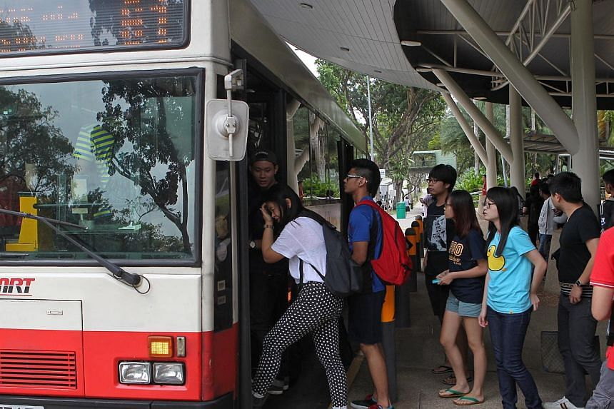 """The Public Transport Council (PTC) """"has struck a good balance"""" in the new fare adjustment and overall public transport will be kept affordable for Singaporeans, Transport Minister Lui Tuck Yew said in a Facebook post on Thursday, Jan 16, 2014. -- ST"""