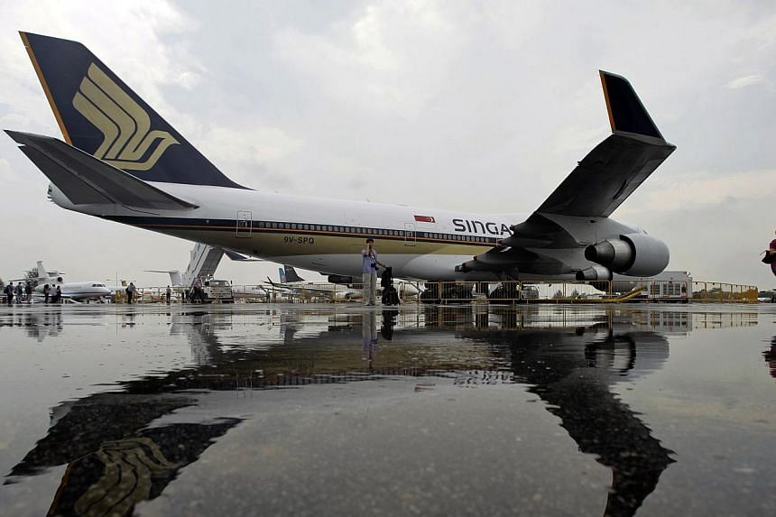 Singapore Airlines has announced a partnership with Air New Zealand which will see both carriers cooperating on the Singapore-Auckland route and other markets. -- FILE PHOTO: REUTERS