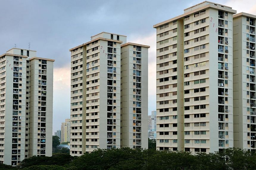 Housing Board Hdb Flats In Toa Payoh From Thursday Foreigners And Permanent