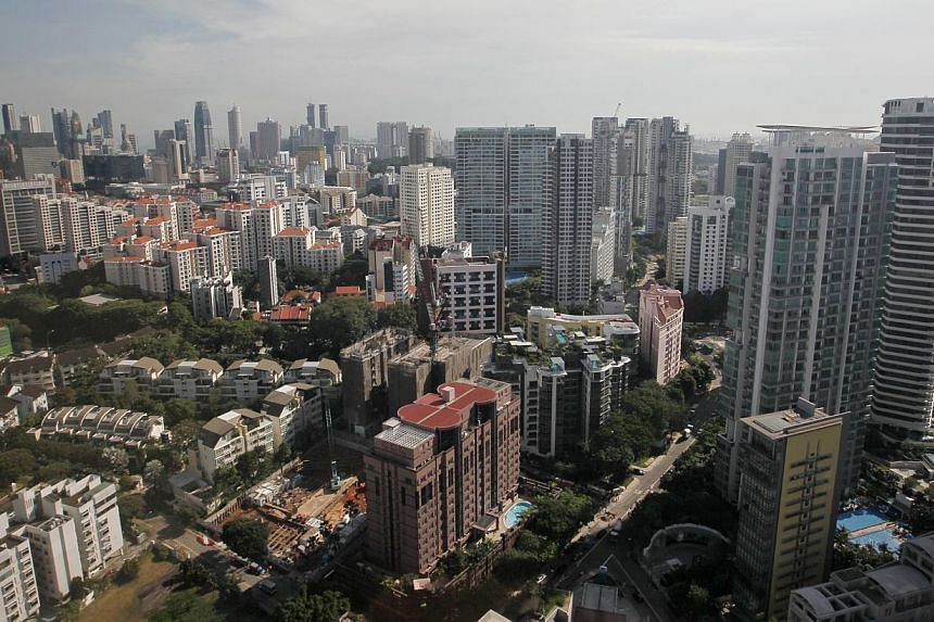 A new poll done by Singapore Polytechnic students has found that young Singaporeans hope for affordable homes, a better society and better work-life balance. -- ST FILE PHOTO: MARK CHEONG