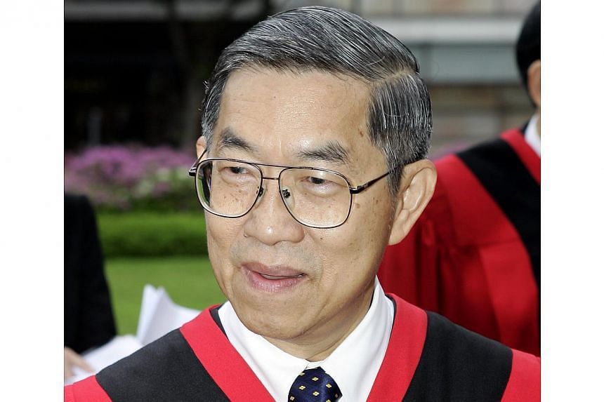 Justice Chao Hick Tin has called for measures to be taken to avoid future situations in which an offender has served his jail term, or a good part of it, before his appeal is heard. -- ST FILE PHOTO: CHEW SENG KIM