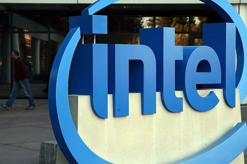 Intel Corp plans to reduce its global workforce of 107,000 by about 5 per cent this year as the chipmaker, struggling with falling personal computer (PC) sales, shifts focus to faster-growing areas, a company spokesman said on Friday. -- FILE PHOTO: