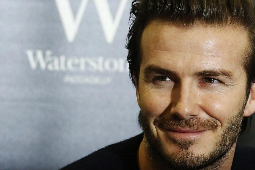 Retired football player David Beckham could have a Major League Soccer expansion team in Miami within 30 days. -- FILE PHOTO: REUTERS