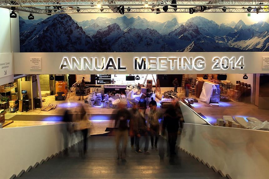 Asia features prominently on the agenda of the five-day WEF, which begins today in Davos, Switzerland. Several sessions will focus on China's economic and political rise, as well as the growing tensions with neighbouring Japan.