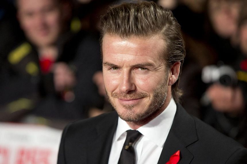 Football icon David Beckham is to appear in a one-off special of Only Fools and Horses, one of Britain's best-loved television comedies, the BBC said on Tuesday, Jan 21, 2014. -- FILE PHOTO: REUTERS