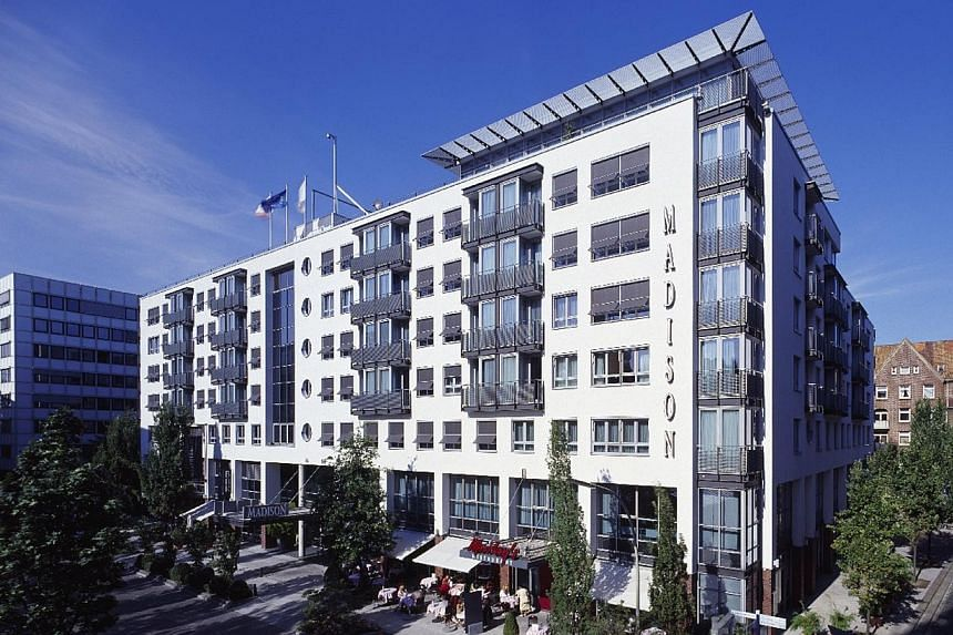 Income from new property and a stronger performance from assets in Belgium and France delivered a strong fourth quarter for Ascott Residence Trust . -- PHOTO: ASCOTT REIT