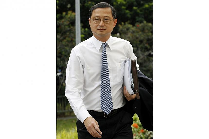 Mr Sim Guan Seng, managing partner of auditing firm Baker Tilly. Defence counsels for the City Harvest Six, on trial for various counts of criminal breach of trust and falsifying accounts, on Thursday said their clients were simply acting on the