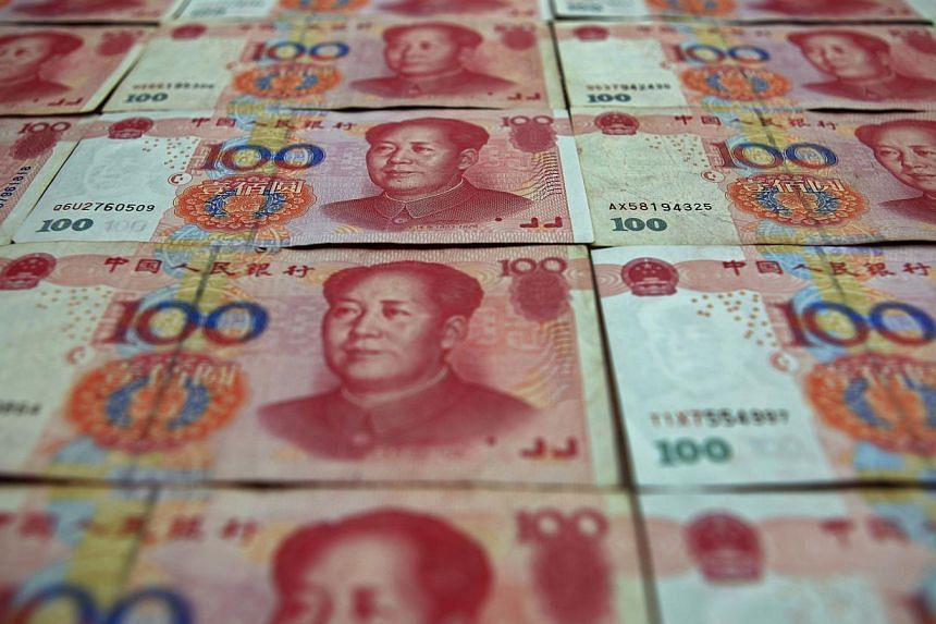 China's yuan has become one of the world's 10 most-used currencies for payments, overtaking the Singapore dollar and Hong Kong dollar, global transaction services organisation Swift said on Thursday. -- FILE PHOTO: REUTERS
