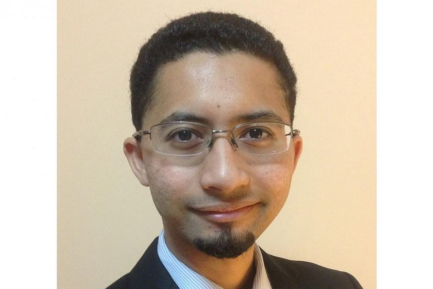 The youth wing of the Association of Muslim Professionals(AMP) has appointed Mr Muhd Shamir Abdul Rahim, 31, a managing director of an IT solutions firm, as its president. -- PHOTO:ASSOCIATION OF MUSLIM PROFESSIONALS