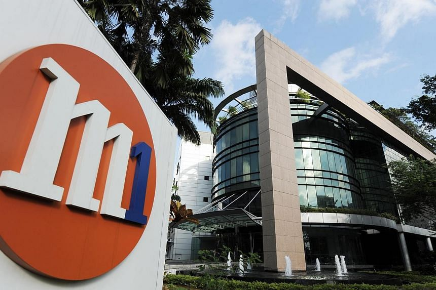 Telco M1 has been fined $25,000 for failing to meet a new standard for outdoor 3G coverage. -- FILE PHOTO: M1