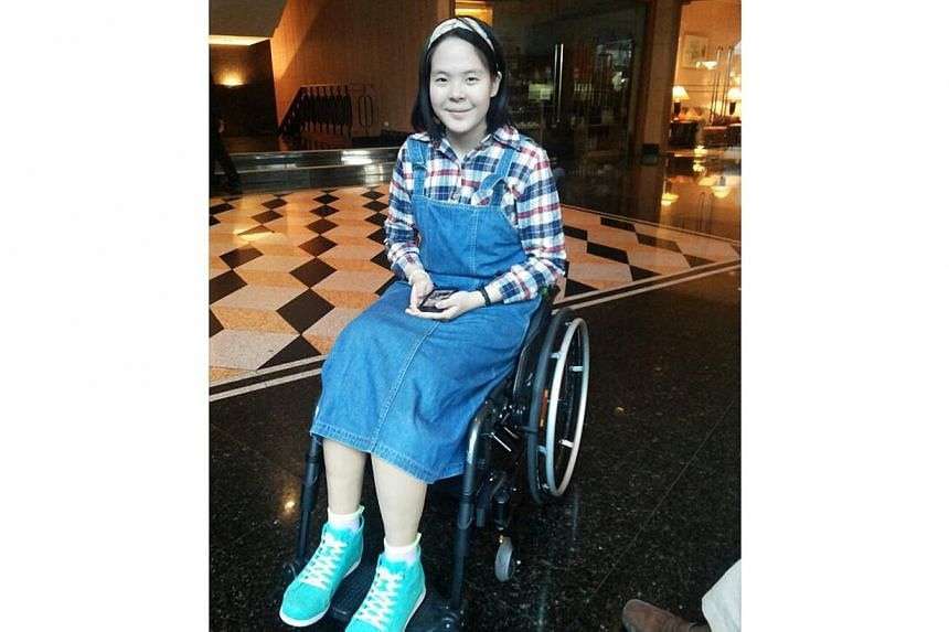 Thai teenager Nitcharee Peneakchanasak,who lost both her legs in a train accident, will be appealing against a High Court decision which ruled that rail operator SMRT and the Land Transport Authority were not at fault for the accident.--