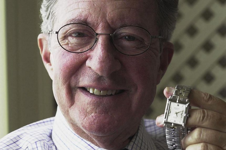 Mr Raymond Weil, founder of the watch brand of the same name and one of the great innovators of the Swiss watch industry, has died at 87, the company said on Monday, Jan 27, 2014. -- ST FILE PHOTO:THOMAS WHITE