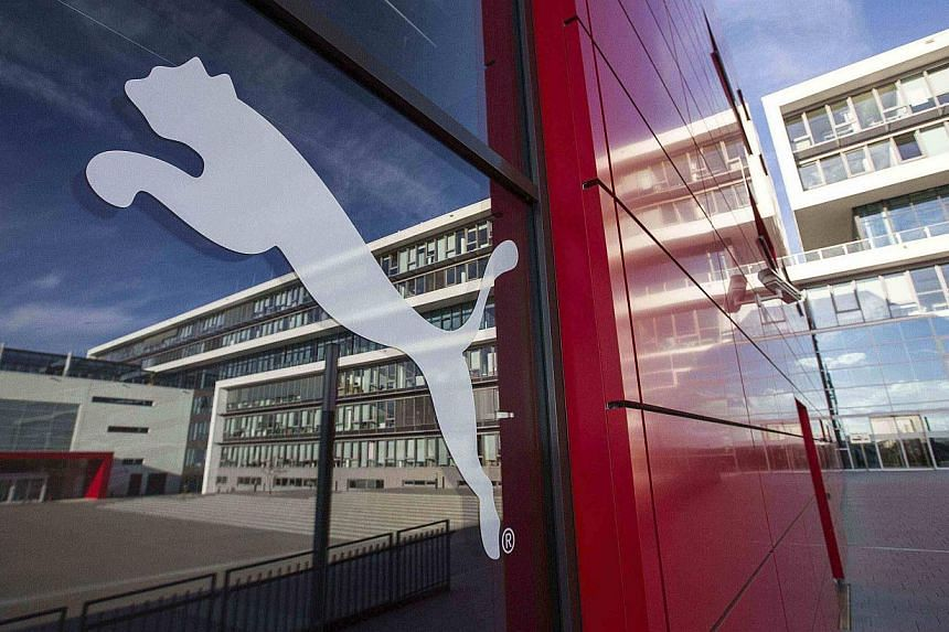 3a3a44380 The Puma headquarters in Herzogenaurach near Nuremberg. nbsp Arsenal  announced on Monday