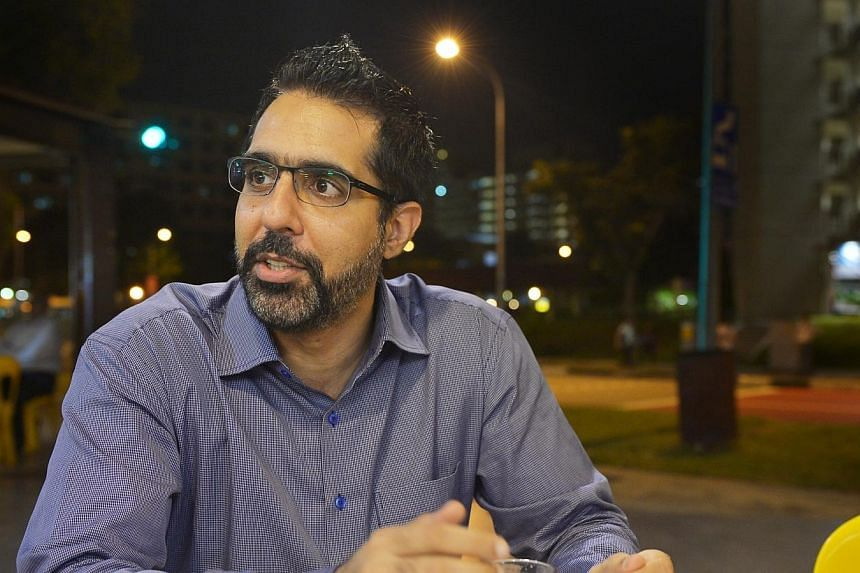 """Workers' Party Member of Parliament for Aljunied GRC Pritam Singh has spoken out against the """"politicisation"""" of grassroots organisations and said that should change as Singapore moves forward. -- ST FILE PHOTO:ALPHONSUS CHERN"""