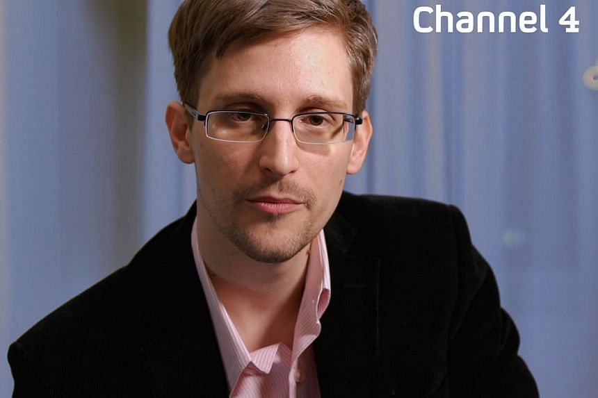 Fugitive NSA contractor Edward Snowden, top European Union diplomat Catherine Ashton and the premiers of Kosovo and Serbia were proposed for this year's Nobel peace award by European Greens and Socialist leaders on Friday. -- FILE PHOTO: AFP