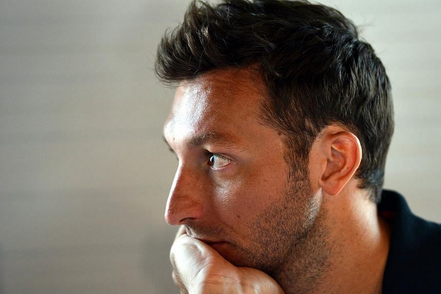 """A """"dazed"""" Ian Thorpe was discovered by police in a Sydney street in the early hours of Monday, Feb 3, 2014, and taken to hospital, according to reports about the troubled swim star.--FILE PHOTO: AFP"""