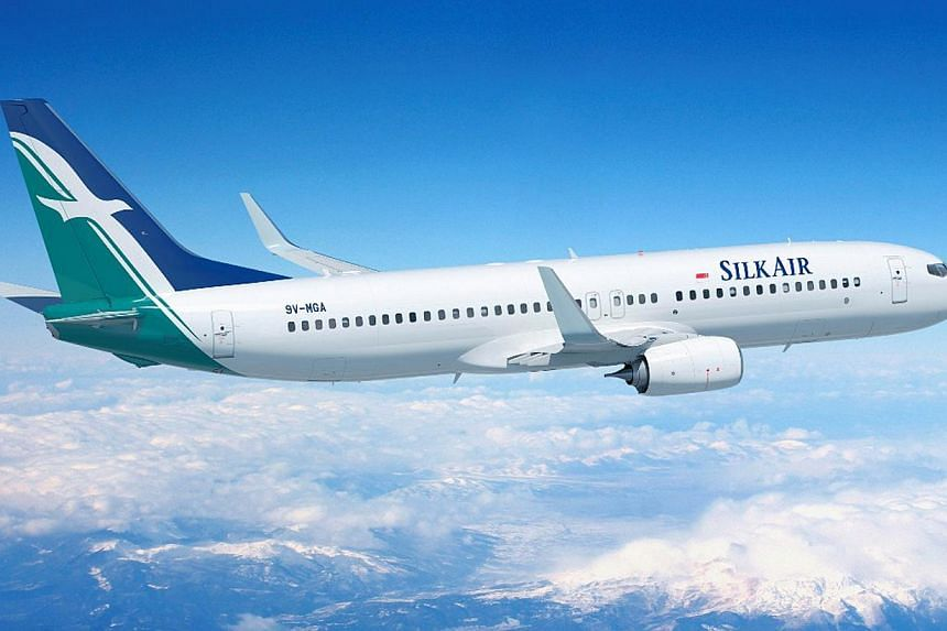 Regional carrier SilkAir received its first 737-800 jet from Boeing on Monday afternoon (Pacific Time), marking a new chapter in its history. -- FILE PHOTO: SILKAIR