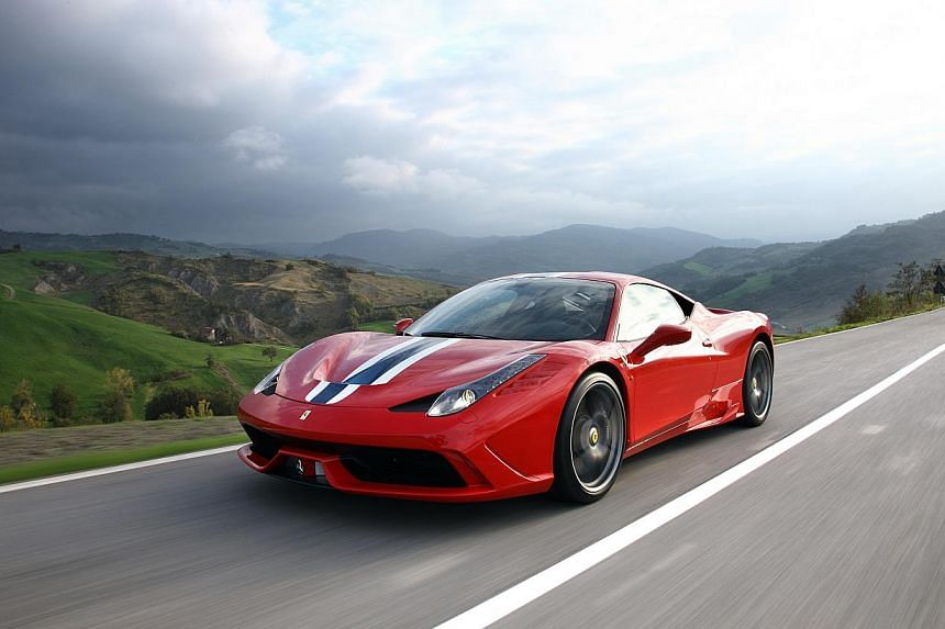 The tiered ARF has pushed the cost of cars like the Ferrari 458 to about $1 million - up from around $800,000. Sales in the second half of last year plunged by92 per cent for Ferrari; 91 per cent for Rolls-Royce; 88 per cent for Aston Martin; a